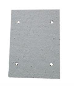 Izolacja 10mm drzwiczki 303x233 mm /04-010003