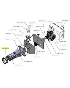 Końcówka palnika PB 50-100kW