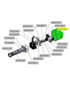 Motoreduktor TW 14