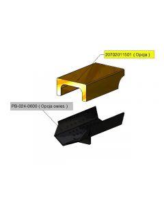 Nakładka ceramiczna PB16kW /17-0401