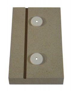 Vermiculite gr. 40mm drzwiczki 373x232/04-270002