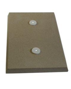 Vermiculite gr. 40mm drzwiczki 373x506,5 /04-280002