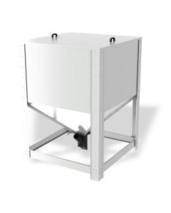 Platinum Bio storage hopper 1386l
