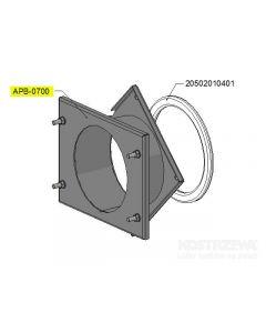 Adapter PB 50kW - Unical TX N110