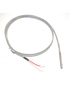 Flue gas sensor