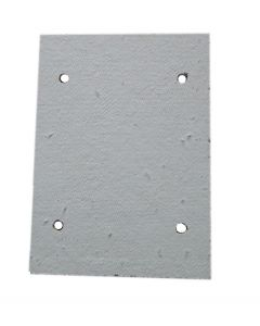 Insulation 10 mm Door 303x233 /04-010003