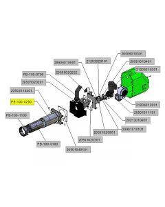 internal pipe set